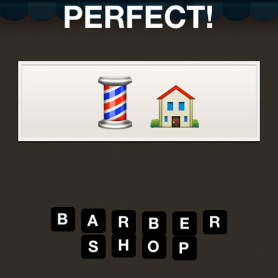 Barber Shop Emoji : Barber Shop Hi Guess The Emoji Answers Hi Guess The Emoji Cheats